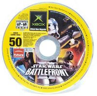 Official XBOX Magazine DEMO Disc #50 Star Wars Battlefront II 2 Xbox Game Only