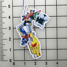 "Voltron Force 5"" Tall Vinyl Decal Sticker BOGO"