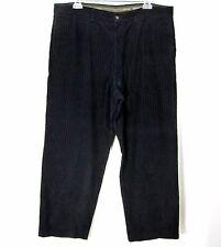 Tommy Bahama Men's Casual Corduroy Pants Size 40 Black