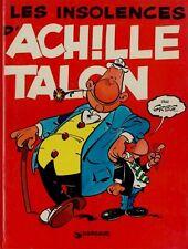 EO MICHEL GREG COLLECTION PILOTE 1973  : LES INSOLENCES D'ACHILLE TALON