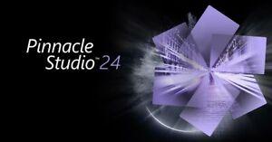 Pinnacle Studio 24 Ultimate Genuine License Key Only for Windows