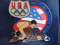 Team USA Olympic Pin - Wrestling
