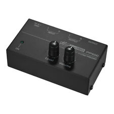Ultra-compact Phono Preamp Preamplifier with Level & Volume Controls RCA M3F0