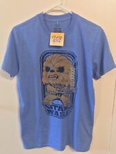 SALE! Star Wars Chewbacca t-shirt in X-Small (NEW) from Funko HQ Grand Opening
