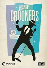 CROONERS KARAOKE COLLECTION SUNFLY KARAOKE DVD - 90 HIT SONGS