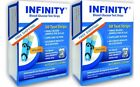 INFINITY 100 Blood Glucose Test Strips NEW  FRESH, FREE SHIPPING.