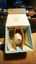 New Nos Mint Lladro #5458 1987 Porcelain Christmas Bell w/ Box, paperwork, card!