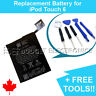 iPod Touch 6 6th Gen A1574 Replacement Battery 020-00425 1043mAh + FREE TOOLS