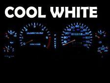 Gauge Cluster LED Dashboard Bulbs Cool White For 1994 1997 Dodge Ram 1500 2500