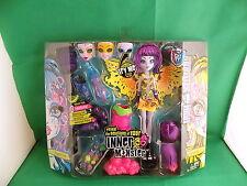 Monster High Inner Monster EEK excités & frissons triste Deluxe Pack 3 Moods