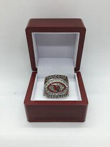 2008 Arizona Cardinals Kurt Warner NFC Championship Ring Set with Display Box