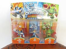 SKYLANDERS GIANTS, IGNITOR CHILL ZOOK, UNOPENED MINT IN BOX. SERIES 2