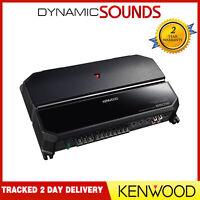 Kenwood KAC-PS404 4/3/2 Channel Bridgeable Performance Series Car Amplifier