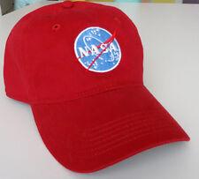 NASA Insignia embroidered Hat Tomorrowland Casey Newton Halloween costume cap