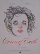 QUEEN OF EARTH - ALEX ROSS PERRY / MOSS - ORIGINAL SMALL FRENCH MOVIE POSTER