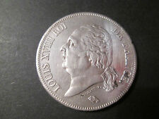 Royale Louis XVIII 5 francs 1823 A