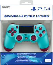 174294sony Dualshock 4 Wireless Controller Playstation 4 Ps4 Berry Blue V2