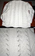 Maglione di lana 100% pura lana (artigianale)