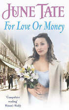 For Love or Money by June Tate, Book, New  (Paperback)
