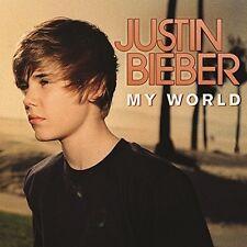 Justin Bieber - My World [New Vinyl]