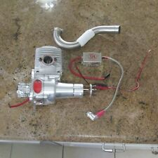 New Listing Desert Aircraft Da85 #1330 Engine with Exhaust New Other (See Details)