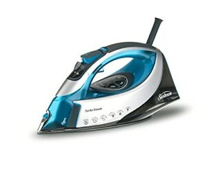 🔥Sunbeam Turbo Steam 1500 Watt XL-Size Anti-Drip Digital Temp Control Iron 🔥