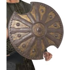 Roman Shield Greek Fancy Dress Accessory Kids Adults Weapon