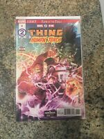 Marvel 2 in One The Thing and the Human Torch # 6 (2018, Marvel) 1st Print!