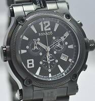 New Mens Renato Beast X Limited Chronograph Interchangeable Bracelet Watch