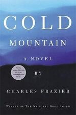 Cold Mountain by Charles Frazier (1997, Hardcover)