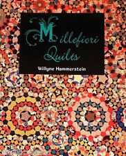 Millefiori Quilts Willyne Hammerstein Book English Paper Piecing