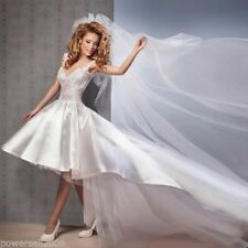 Unbranded Chiffon Wedding Dresses
