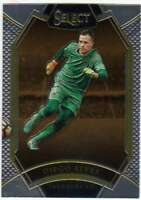 2016-17 Panini Select Soccer Field Level #276 Diego Alves Valencia CF