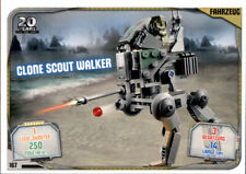 167 - Clone Scout Walker - LEGO Star Wars Serie 2
