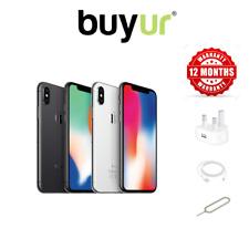 Apple iPhone x 64gb/256gb Spacegrau. Silber-Entsperrt verschiedene Sorten