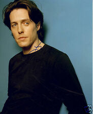HUGH GRANT AUTOGRAPH SIGNED PP PHOTO POSTER