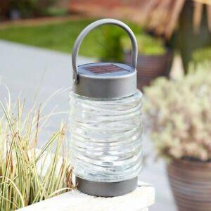 Wave 365 Lantern Super Bright Ideal For Outdoor Garden Or Home Smart Solar