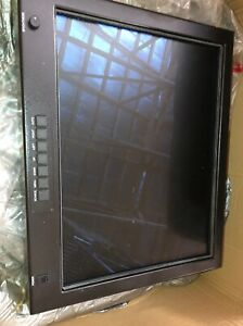 EDL Display Model 3023 Monitors for Industrial and Military Applications, New