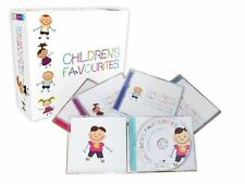 CHILDREN'S FAVOURITES 5 CD BOX SET - HAPPY BIRTHDAY & CLASSIC PARTY SONGS + more