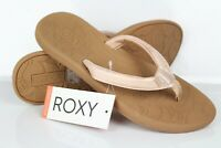 Roxy Women's Vickie Flip Flop Sport Sandals Rose Gold