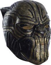 Child Black Panther Killmonger Gold Panther Full Villain Costume Mask