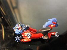 Dex Starr Blackest Night - DC Direct - Red Lantern Dex-Starr from Mera set Green