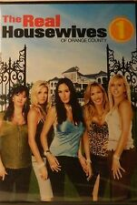 The REAL HOUSEWIVES of ORANGE COUNTY The COMPLETE SEASON ONE 7 Episodes SEALED