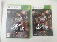 gray matter by jane jensen  pal fr xbox 360 xbox360
