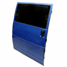 VW Transporter T4 Schiebetür Tür rechts blau ohne Fenster
