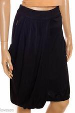 2026 PARIS 13 Jupiter NWT Black Draped Bubble Balloon Tulip Skirt FR 4 US XL