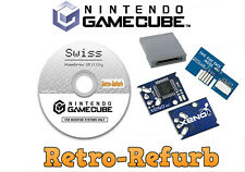 Nintendo Gamecube - Xeno Mod Chip - SD2SP2 - Swiss Boot Disc - SD Card Adapter
