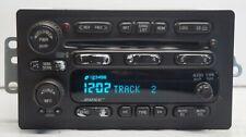 2005 2006 Buick Rainier Chevrolet GMC Isuzu OEM BOSE 6 CD Changer Radio 10359565