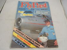 Flypast ~ January 1989 ~ Roland Fraissinet, A.V. Roe, P-38, Flying Bombs
