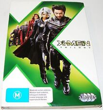 X-MEN TRILOGY : --- (DVD 3 Disc Set)
